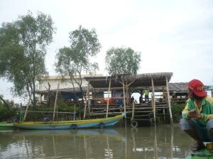 Dermaga wisata mangrove