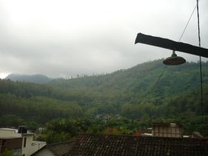 view di seberang villa