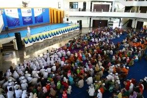 event bukber 1111 yatim & dhuafa IKA ITS & Rektorat ITS